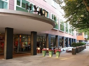 Hotell Grand Hyatt Berlin entre