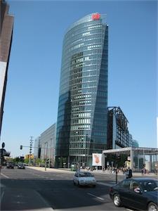 Potzdamer Platz Berlin